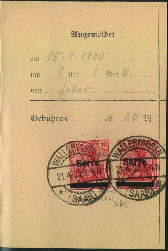 10 Pfg. Germania