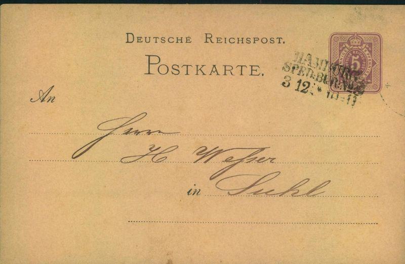 1877, Bahnpost L3