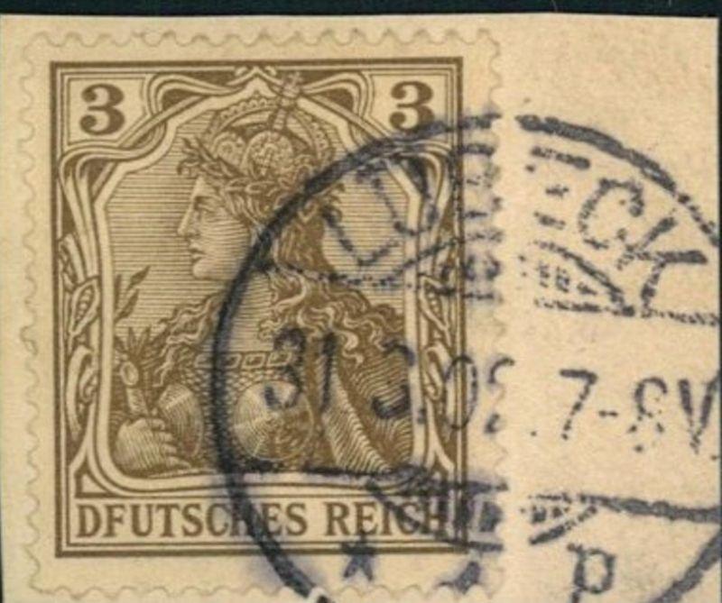 1903, 3 Pfg. Germania