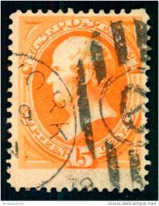 15 Cent Webster (Scott 150 - $220)