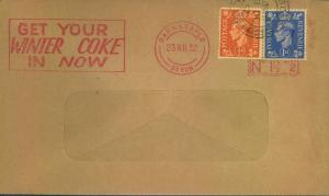 1952, cover showing meter mark