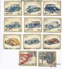 Sammelbilder ,Mercedes ,Das Auto von Heute,11 Stk. ,
