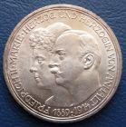 Bild zu 3 Mark 1914 A Sil...