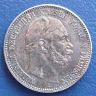 Bild zu 2 Mark 1876 A Sil...