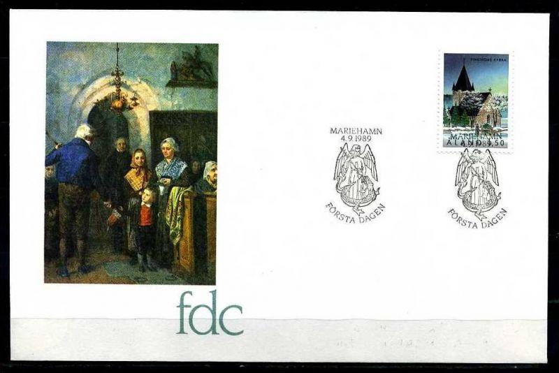 E06487)Aland FDC 37