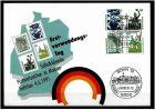D1779)Bund FDC 1531/4