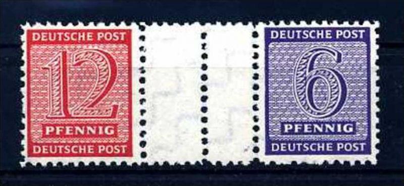 Z25974)SBZ ZDR W 11**, feinst