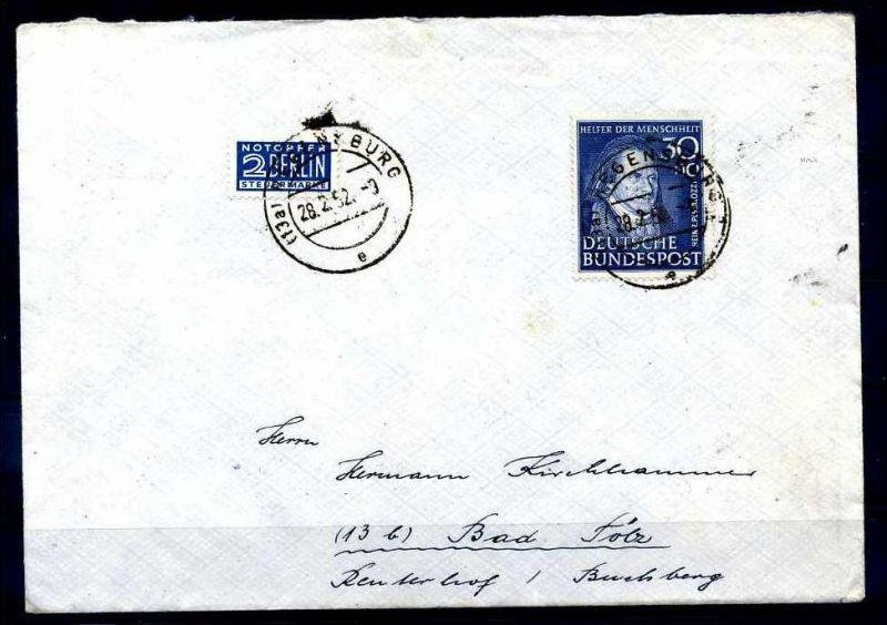 Z25978)Bund 146 Brief