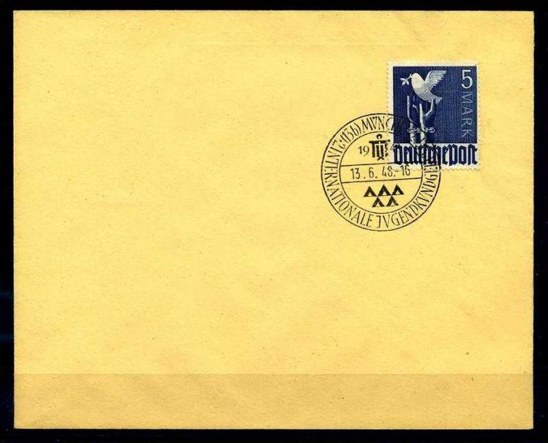 Z25991)Gemeinschaftsausgaben 962 SST Brief