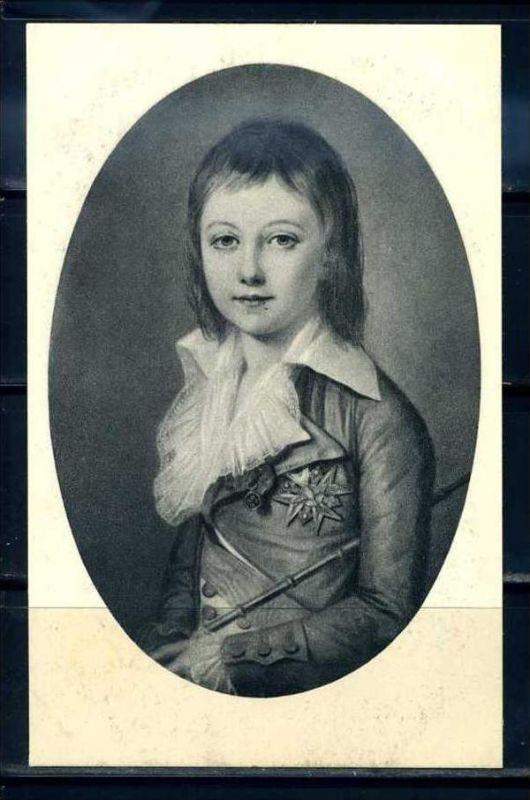 K10851)Ansichtskarte: Louis XVII.