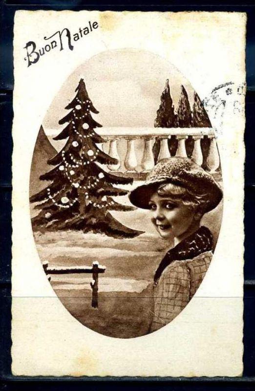 K10812)Grusskarte: Weihnachten