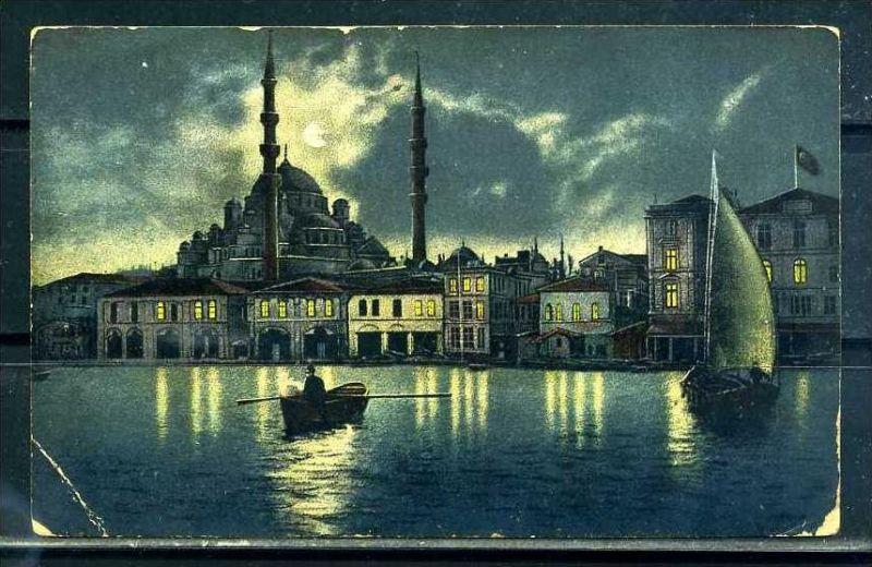 K10801)Ansichtskarte: Constantinopel