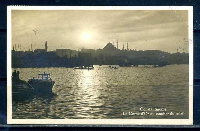 K10800)Ansichtskarte: Constantinopel