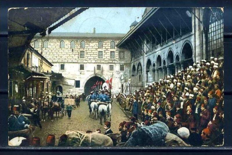 K10799)Ansichtskarte: Constantinopel