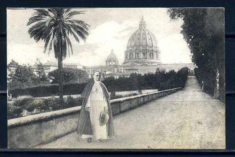 K10797)Ansichtskarte: Papst Pius XI.