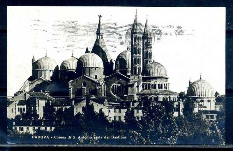 K10785)Ansichtskarte: Padua, Chiesa di S. Antonio