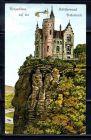 K10520)Ansichtskarte: Bergschloss auf der Schäferwand - Bodenbach