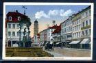 K10512)Ansichtskarte: Göttingen, Weenderstr.