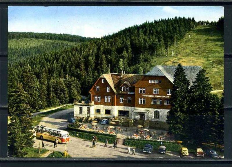 K10437)Ansichtskarte: Höhenhotel Unterstmatt
