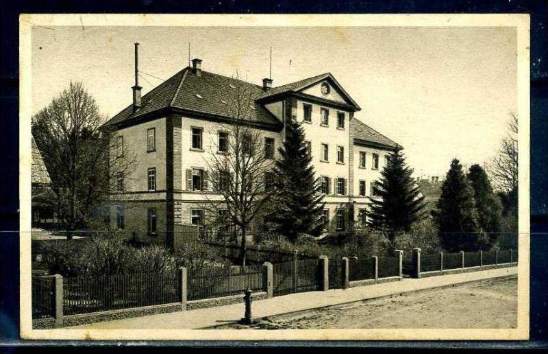 K10420)Ansichtskarte: Königsfeld, Mädcheninstitut