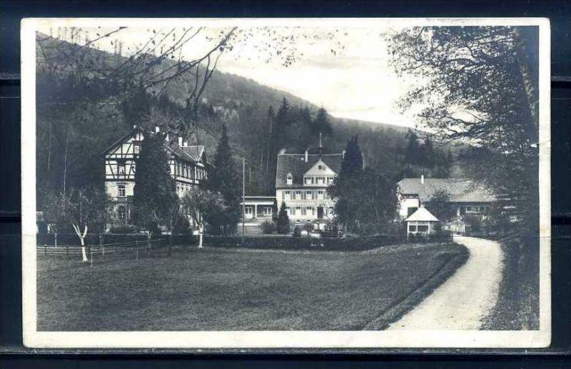 K10417)Ansichtskarte: Erholungsheim Kirnhalden I.G. Farben AG