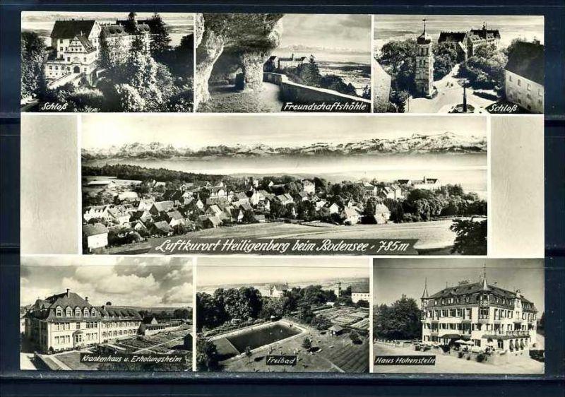 K10415)Ansichtskarte: Heiligenberg