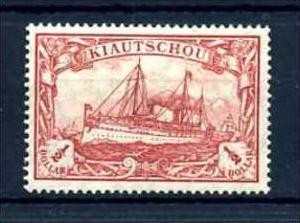 Z58886)Kiautschou 34 A*, Schiffe