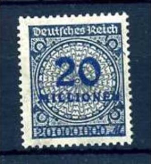 Z58717)DR 319 b**, best. gepr. INFLA