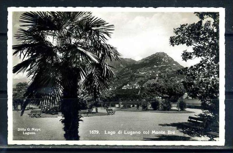K9496)Ansichtskarte: Lugano