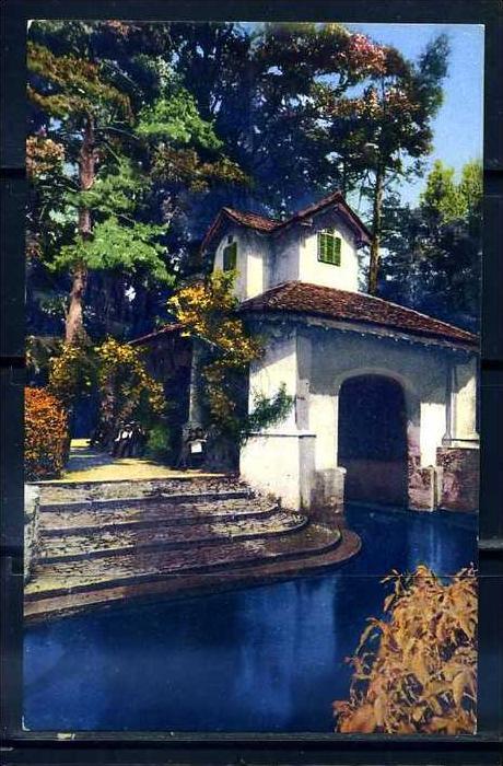 K9492)Ansichtskarte: Lugano