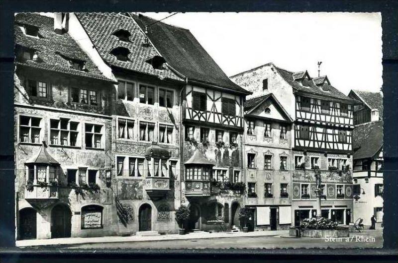 K9474)Ansichtskarte: Stein am Rhein