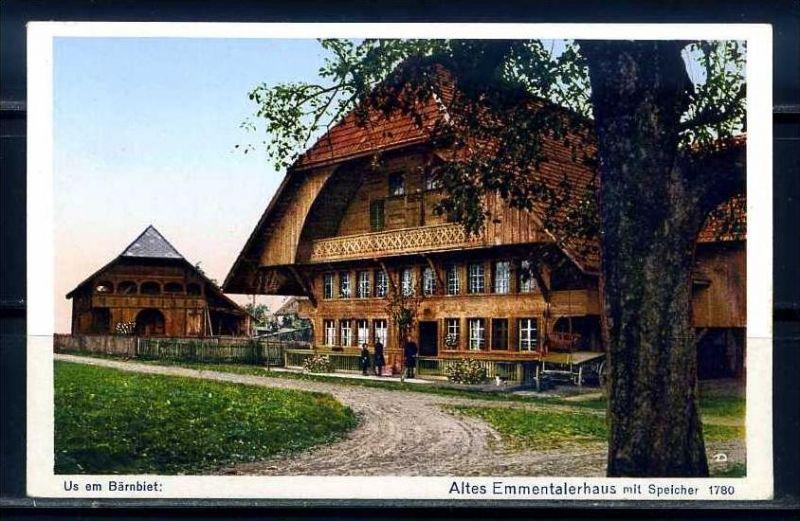 K9280)Ansichtskarte: Altes Emmentalerhaus