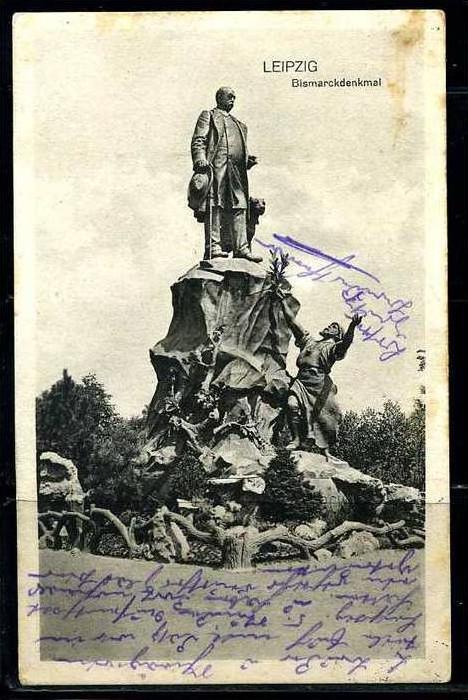 K2111)Ansichtskarte Leipzig