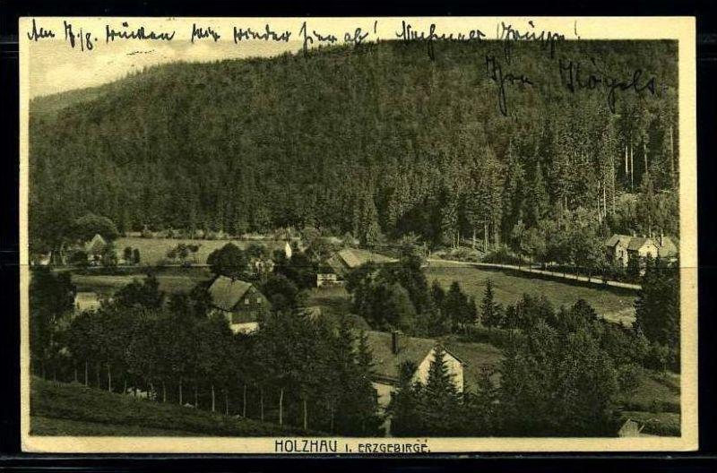 K2108)Ansichtskarte Holzhau