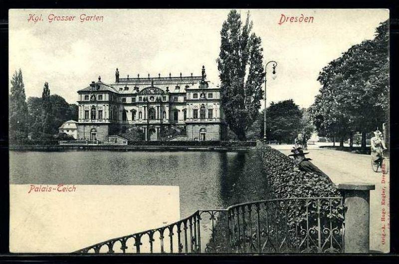 K2106)Ansichtskarte Dresden