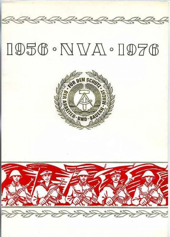 Z11681)DDR Din-A 4 - Propagandaklappkarte