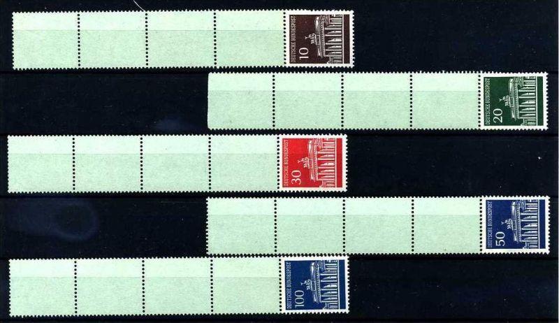Z25867)Bund 506/510 v, RE 1 + 4 LF**