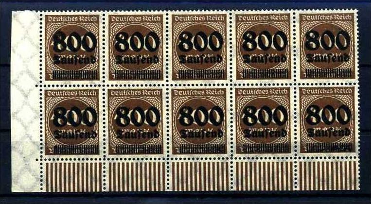 Z26915)DR 305 II ER-10er-Block**
