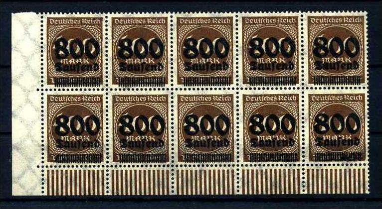 Z26918)DR 305 II ER-10er-Block**