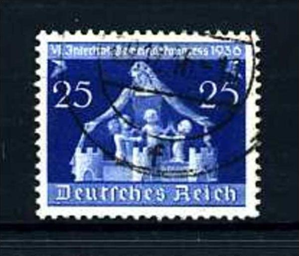Z29717)DR Plattenfehler 620 I gest. 0