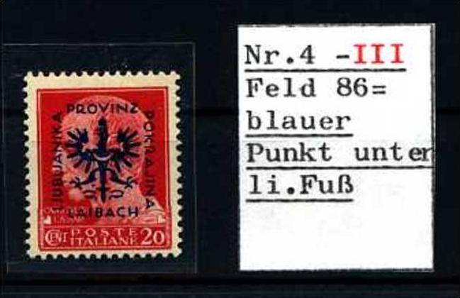 Z30962)Laibach 4 III**