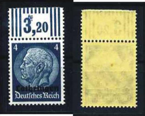 Z30997)Lothringen 2 II OR**, feinst
