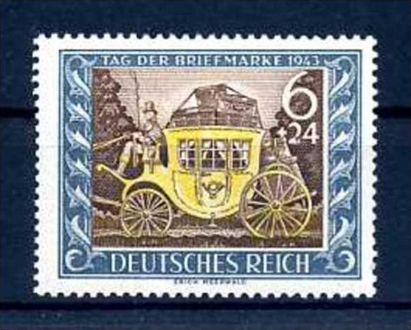 Z46007)DR Plattenfehler 828 I**