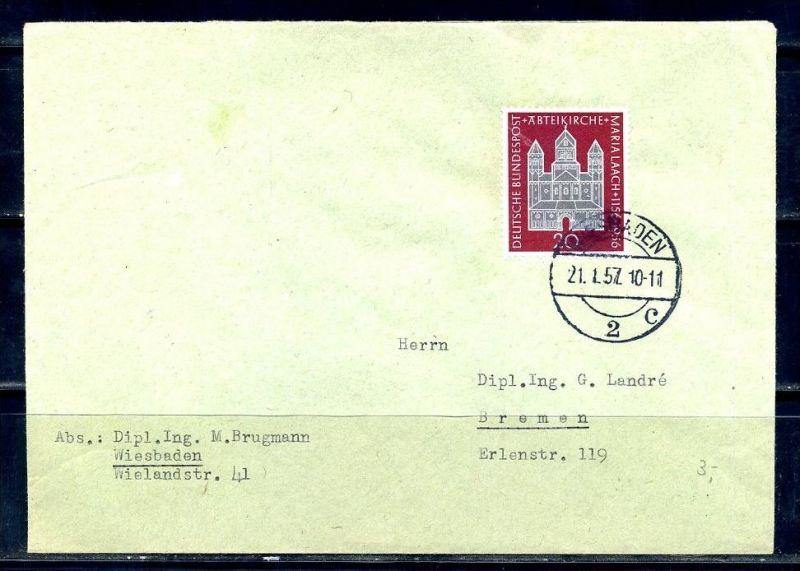 E25091)Bund 238 Brief