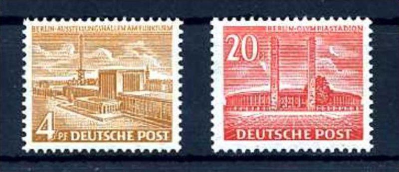 Z58513)Berlin 112/113**, best. gepr. Schlegel