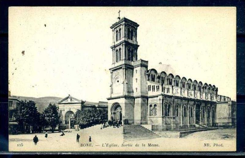 K11026)Ansichtskarte: Bone, Kirche