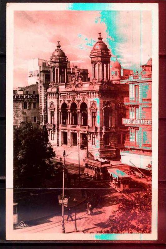 K11029)Ansichtskarte: Oran, Theater