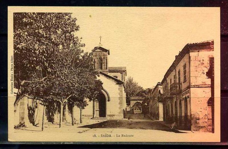 K11034)Ansichtskarte: Saida, La Redoute