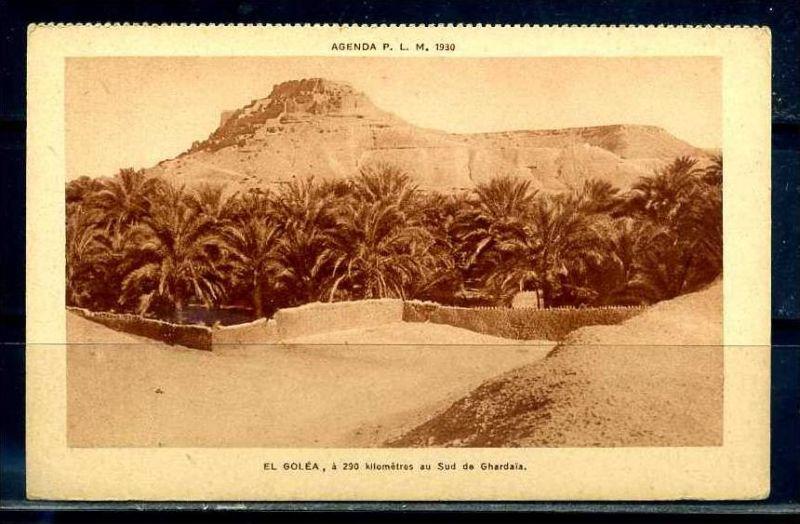 K11046)Ansichtskarte: El Golea
