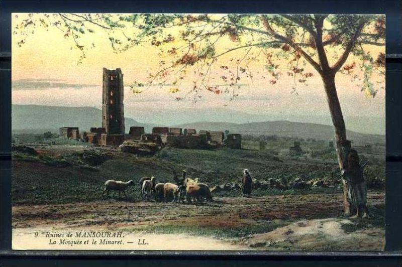 K11047)Ansichtskarte: Mansourah